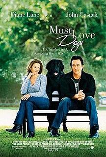 <i>Must Love Dogs</i> 2005 romantic comedy movie directed by Gary David Goldberg