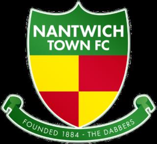 Nantwich Town F.C. association football club