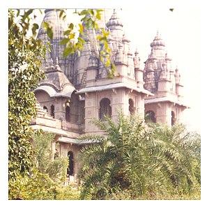 Deoghar district - Naulakha Temple