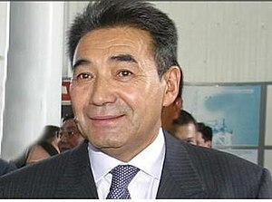 Nurlan Balgimbayev - Image: Nurlan Balgimbayev