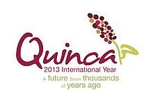 Logo of International Year of Quinoa 2013
