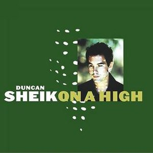 On a High - Image: On A High (Duncan Sheik single cover art)