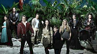 Once Upon a Time (TV series) - The cast as they appeared in season three.