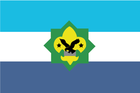 Organization of the Scout Movement of Kazakhstan flag.png