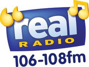 Heart Yorkshire - Real Radio logo, 2002 - 2012