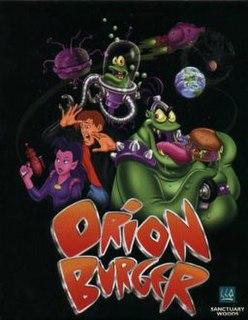 <i>Orion Burger</i>