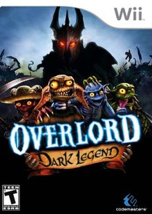 Overlord: Dark Legend - Wikipedia