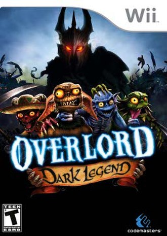 Overlord: Dark Legend - Image: Overlord Dark Legend(Cover)