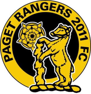 Paget Rangers F.C. Association football club in England