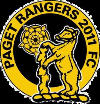 Paget Rangers F.C. - Image: Paget Rangers F.C. logo