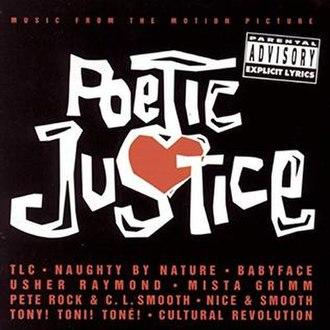 Poetic Justice (film) - Image: Poeticjusticealbumco ver