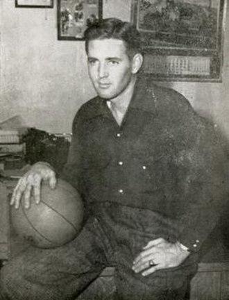 Texas Tech Red Raiders basketball - Polk Robison