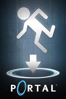 <i>Portal</i> (video game) 2007 puzzle-platform video game