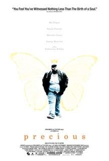 <i>Precious</i> (film) 2009 film by Lee Daniels