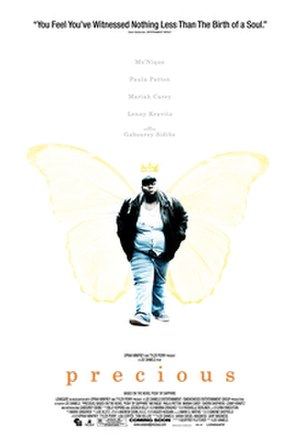 Precious (film) - Theatrical release poster