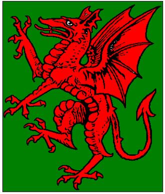Royal Welsh - Image: R WELSH TRF
