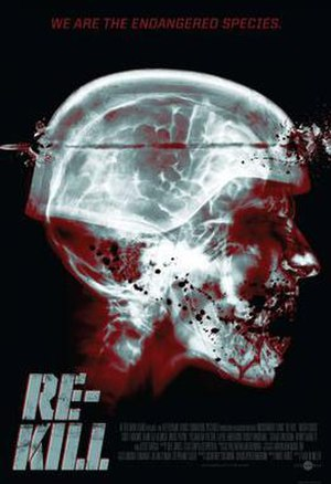 Re-Kill - Theatrical poster