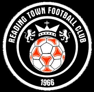 Reading Town F.C. - Image: Reading Town logo