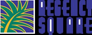 Regency Square Mall (Jacksonville) - Image: Regency Square Mall Logo