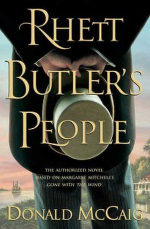 Rhett Butler's People - The cover of the hardcover edition