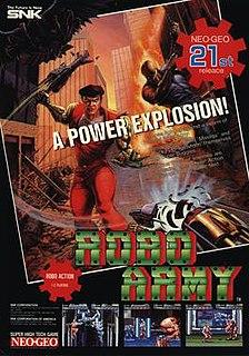 <i>Robo Army</i>