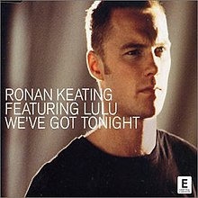 Ronan Keating & Lulu - We've Got Tonight (studio acapella)