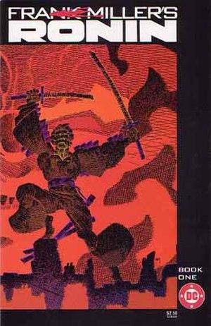 Ronin (DC Comics) - Ronin Book One