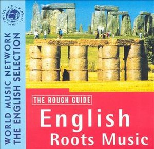The Rough Guide to English Roots Music - Image: Rough Guide English Roots