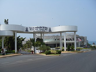Fourth East Asia Summit - Pattaya Exhibition and Convention Hall (PEACH), Royal Cliff Bay, Pattaya