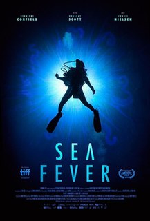 <i>Sea Fever</i> 2019 Irish feature film directed by Neasa Hardiman