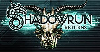 <i>Shadowrun Returns</i> 2013 video game