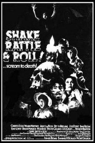 Shake, Rattle & Roll (film) - Image: Shake, Rattle & Roll poster
