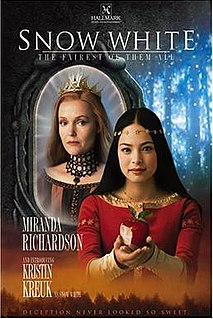 <i>Snow White: The Fairest of Them All</i> 2001 film directed by Caroline Thompson