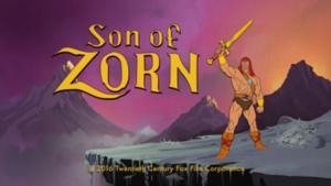 Son of Zorn - Image: Son of Zorn