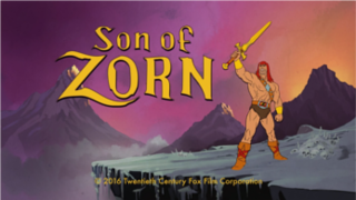 <i>Son of Zorn</i> television series