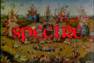 Spectre (1977 film) - Title card