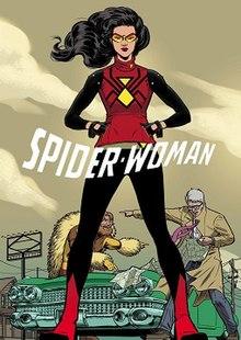 Spider-Woman (Jessica Drew) - Wikipedia
