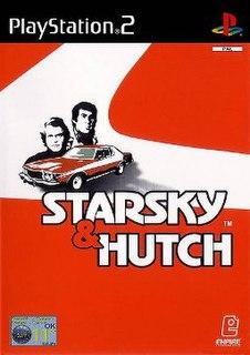 <i>Starsky & Hutch</i> (video game)