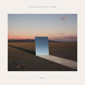 Stay (Zedd and Alessia Cara song) - Image: Stay Zedd and Alessia Cara