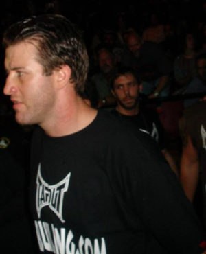 Stephan Bonnar - Bonnar in 2007.