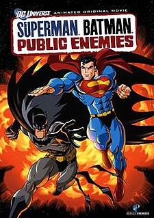 <i>Superman/Batman: Public Enemies</i> 2009 film directed by Sam Liu
