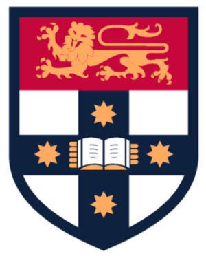 Sydney University Australian National Football Club - Image: Sydney univ fc logo