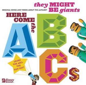 Here Come the ABCs - Image: TMBG ABC