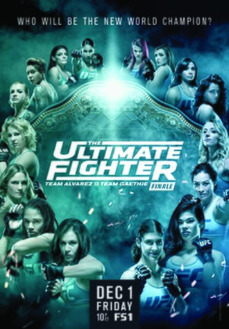 The Ultimate Fighter: A New World Champion - Image: TUF 26 Finale