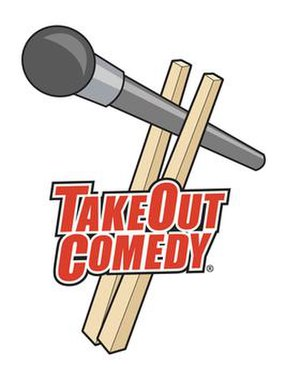 The TakeOut Comedy Club Hong Kong - TakeOut Comedy logo