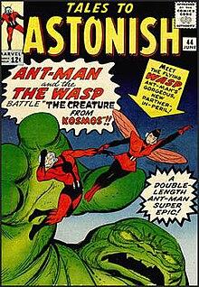 Resultado de imagen para the wasp comic