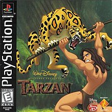 Disney's Tarzan (video game) - Wikipedia