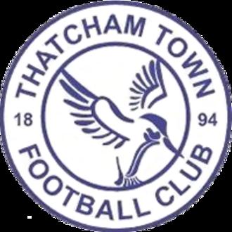 Thatcham Town F.C. - Official crest