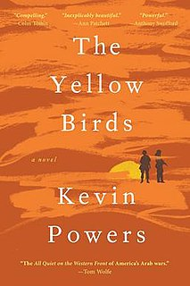 <i>The Yellow Birds</i> book by Kevin Powers