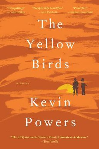 The Yellow Birds - First edition cover image